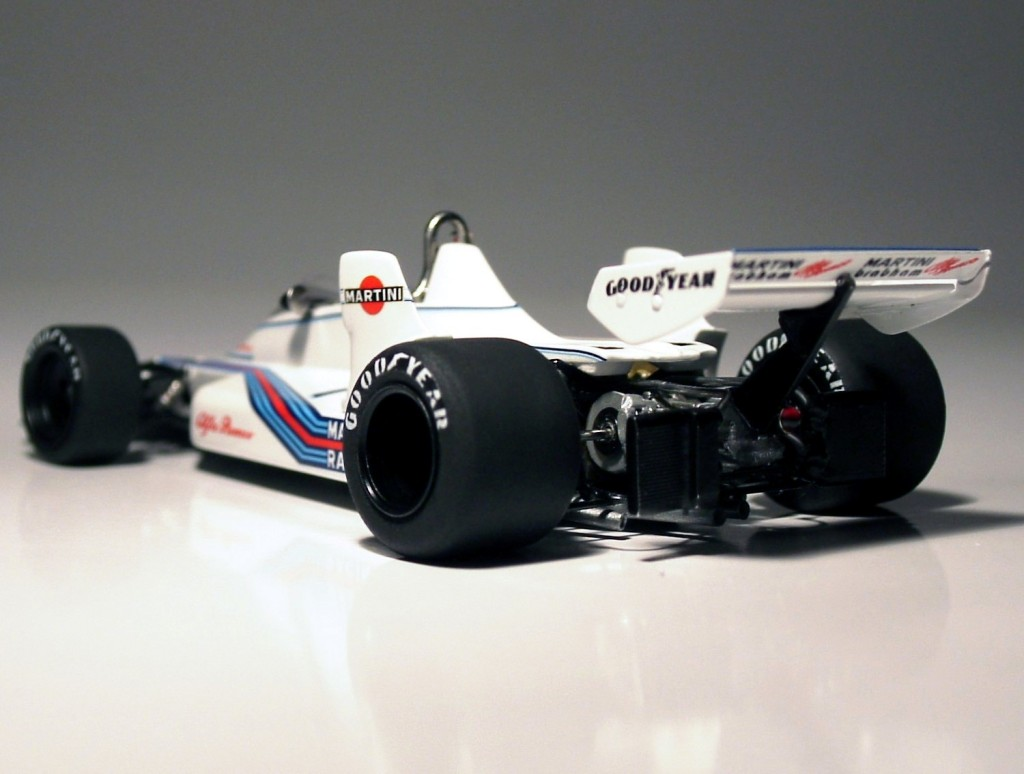 Brabham BT45 English