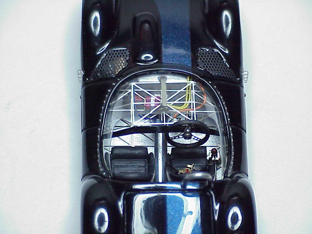 Maserati Tipo 61 English